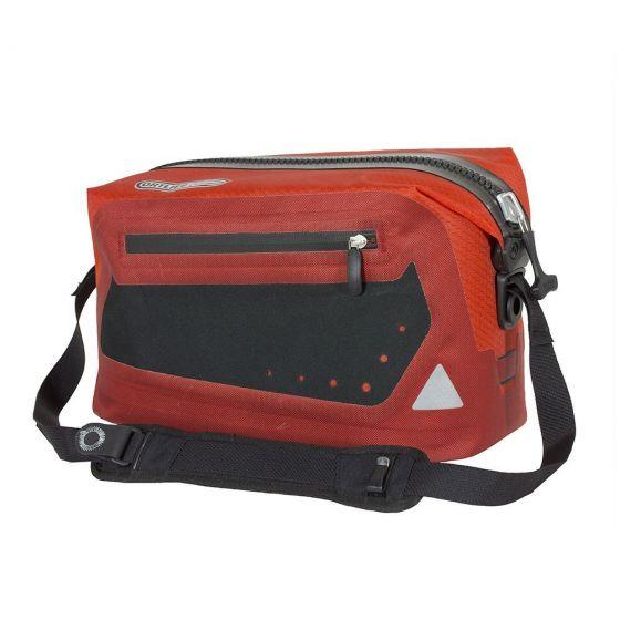 Ortlieb Trunk-Bag rot-schwarz
