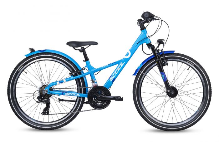 S'cool XXlite alloy 24 21-S blue/deepblue (2021)