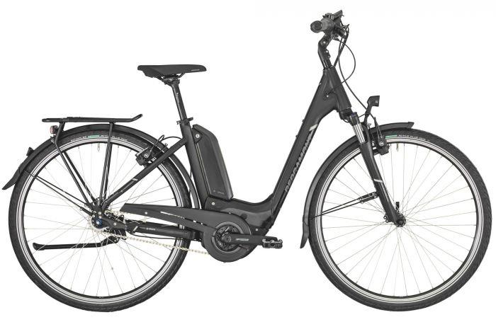 Bergamont E-Horizon N7 CB 400 Damen schwarz (2019)