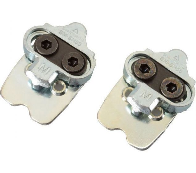 Shimano SM-SH56 SPD Pedalplatten mit Gegenplatte