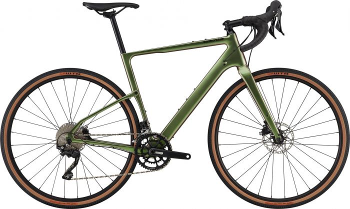 Cannondale Topstone Carbon 6 Beetle Green (2021)
