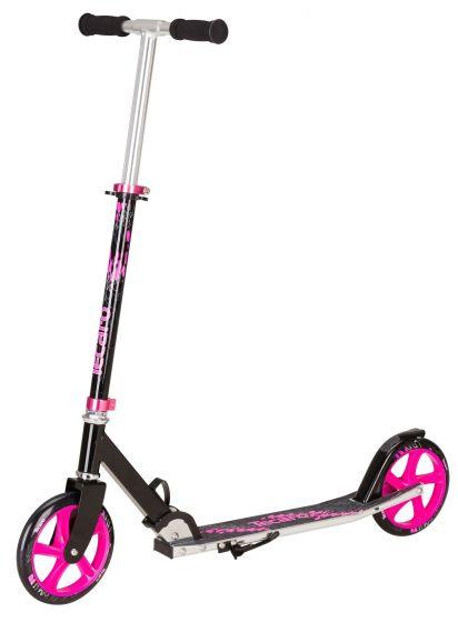 Tecaro Scooter Speed 2.0 205 schwarz/pink