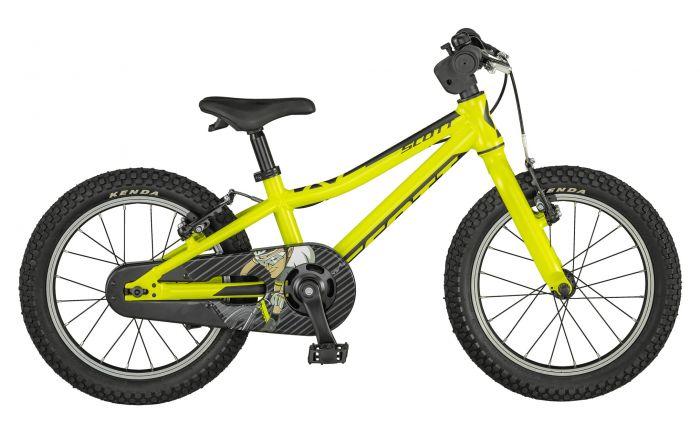 Scott Scale 16 Yellow/Black (2021)