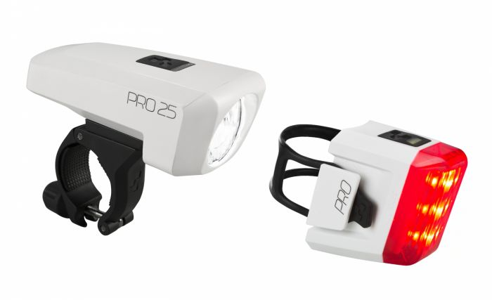 Cube Beleuchtungsset Pro 25 white´n´white