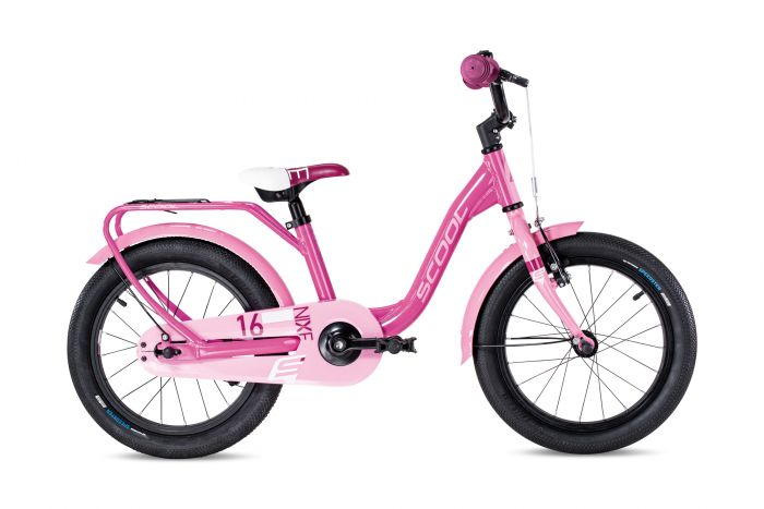 S'cool niXe alloy 16 pink/lightpink (2020)