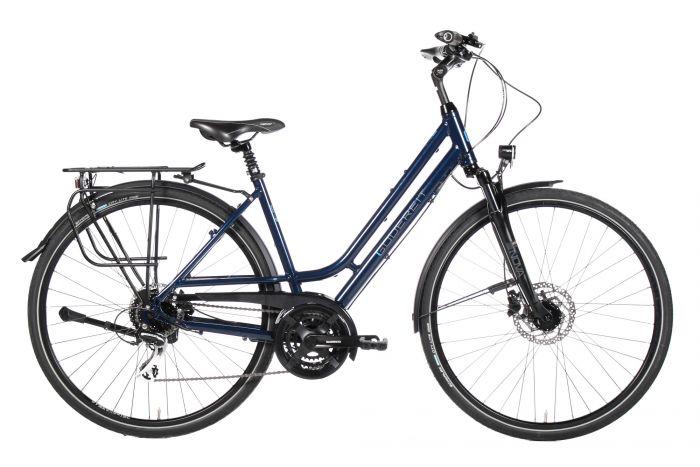 Gudereit LC-30 evo Damen dunkelblau glanz (2021)