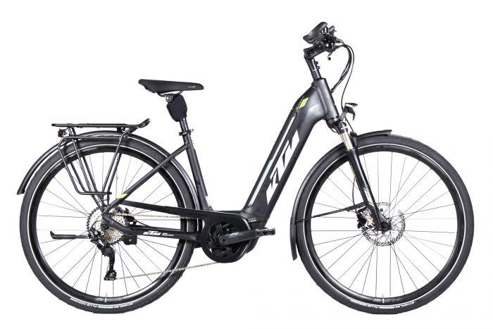 KTM Cento 10 Plus Damen black matt (2020)