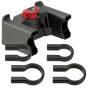 Klickfix Lenkeradapter Universal mit Schloss (Standard + Oversize)